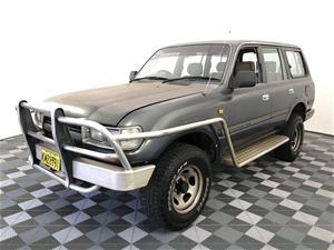 1993 Toyota Landcruiser GXL (4x4) FZJ80