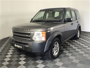 2005 Land Rover Discovery 3 S Series III