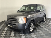 2005 Land Rover Discovery 3 S Series III AT Wagon