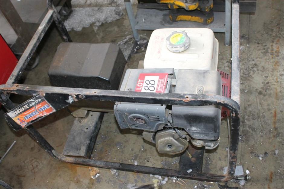 Petrol Powered Generator