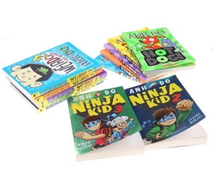 12 x Assorted ANH DO`S Storybooks, Compr