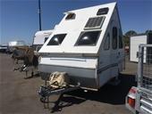 Unreserved Caravan Avan 2000 Model Aliner