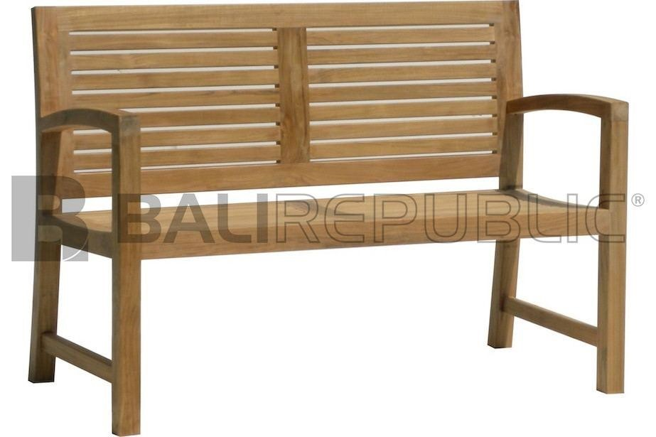 1 x Luxurious LEGIAN Bench Seat 150 by Bali Republic