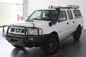 2013 Nissan Navara 4X4 ST-R D22 Turbo Di