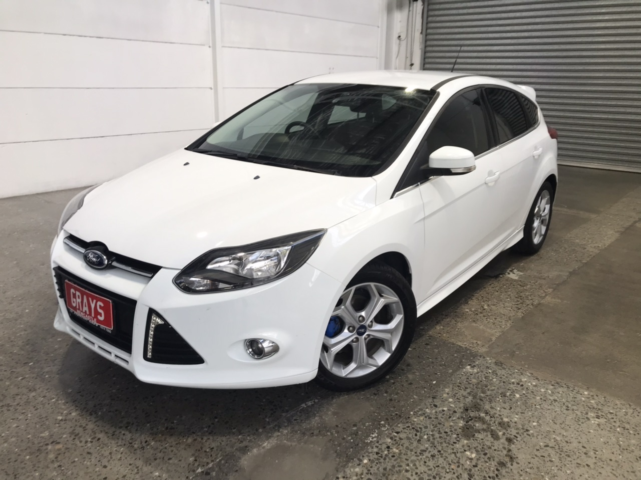 2013 Ford Focus Sport LW II Automatic Hatchback