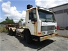 1993 Volvo FL7 6 x 4 Cab Chassis Truck