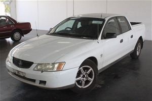 2004 Holden Crewman Y Series Automatic D
