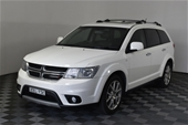 2014 Dodge Journey R/T Automatic 7 Seats People Mover