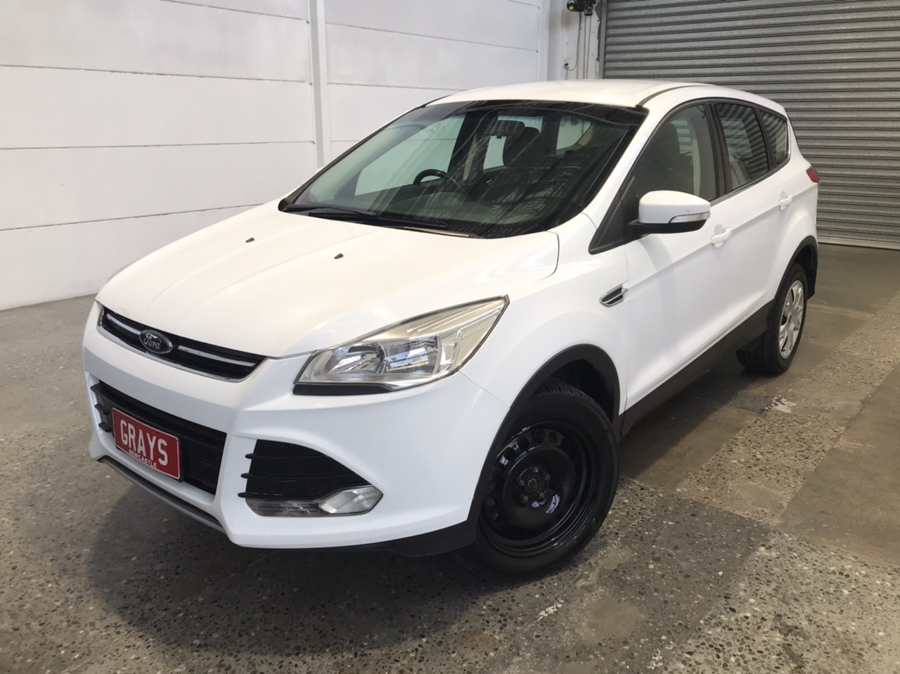2014 Ford Kuga AWD AMBIENTE TF Automatic Wagon