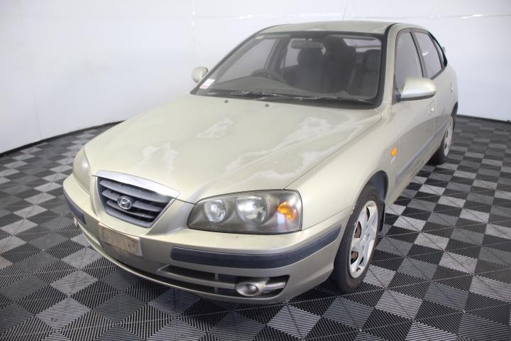 2005 Hyundai Elantra GLS Automatic Hatchback, 89,486km