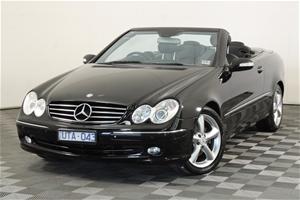 2005 Mercedes Benz CLK320 Avantgarde A20