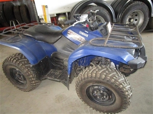 cate Yamaha Grizzly 450 Ultramatic Off R