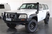Unreserved 2012 Nissan Patrol DX (4x4) T/Diesel Man Wagon