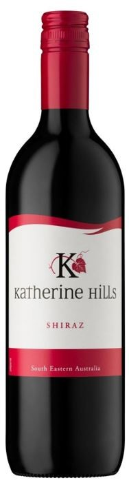 Katherine Hills Shiraz 2018 (12 x 750mL) SEA
