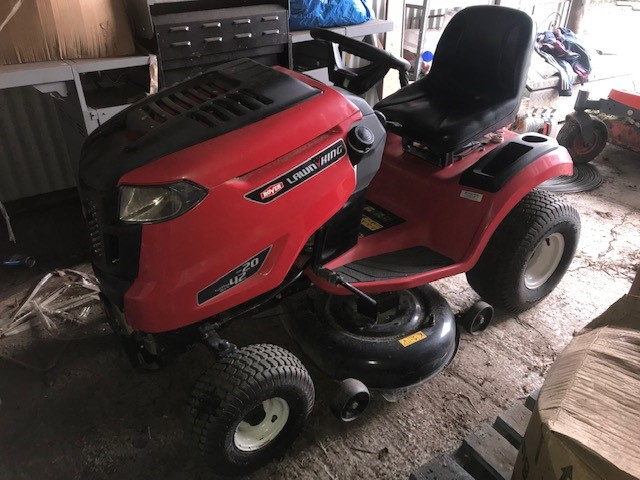 2016 Rover Lawn-King Ride On Mower