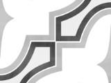 Estudio Ceramica Frame_15 Decor Tie Porcelain Floor Tiles 15x15cm, 15m²