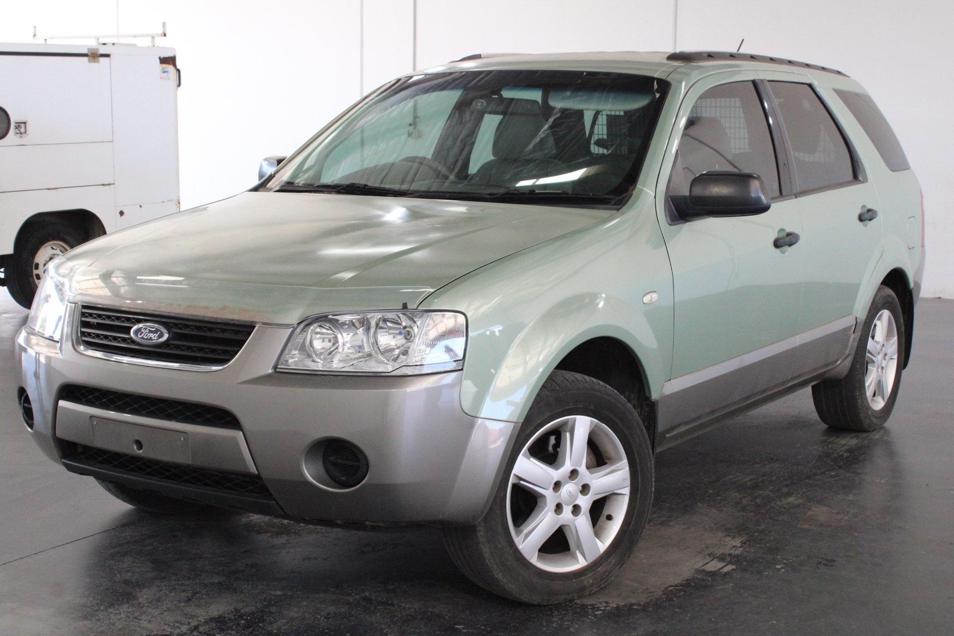 2008 Ford Territory TS (RWD) SY Automatic Wagon