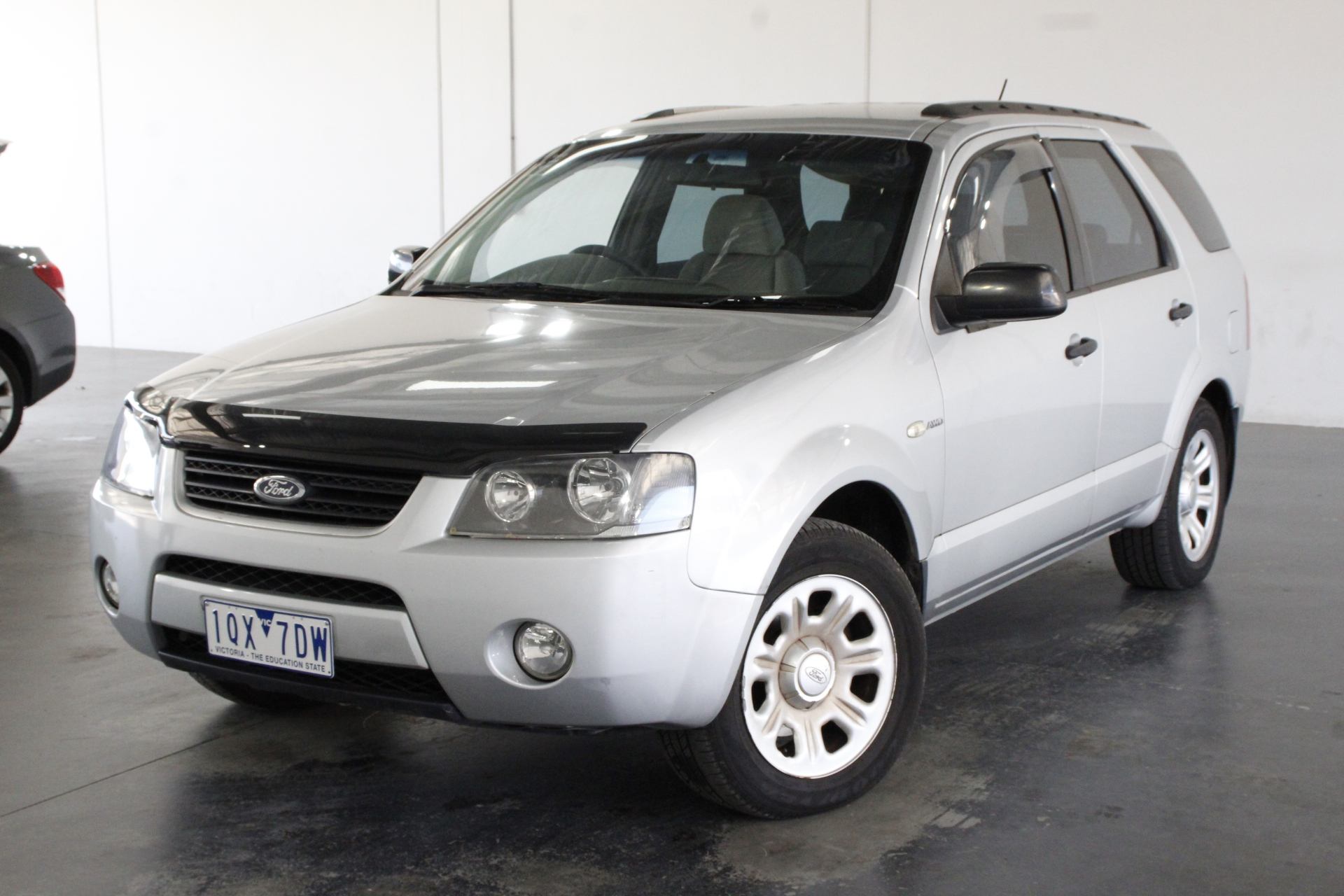2005 Ford Territory TX (4x4) SX Automatic Wagon