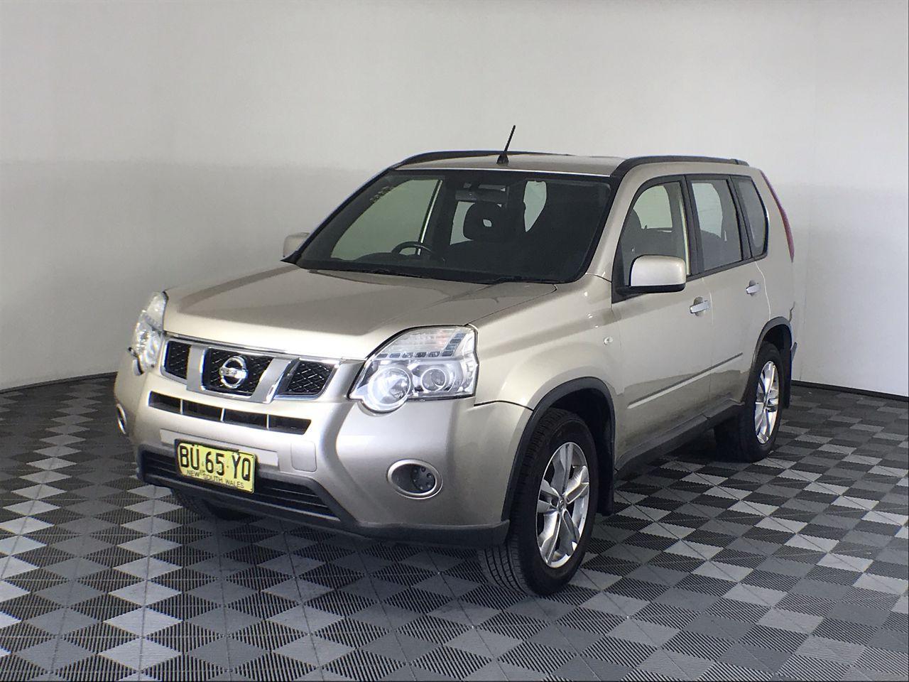 2012 Nissan X-Trail ST (FWD) T31 Automatic Wagon