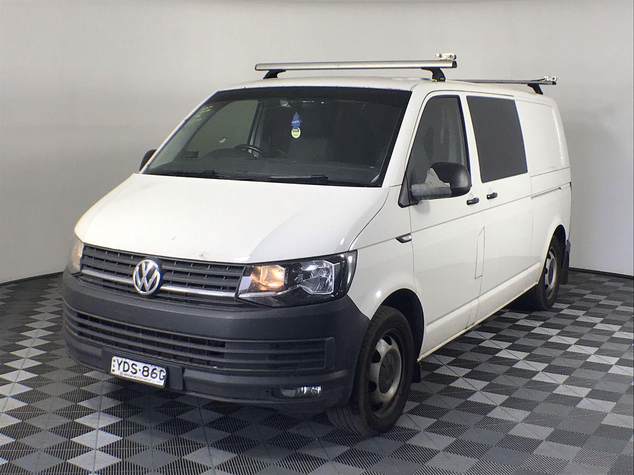 2016 Volkswagen Transporter TDI400 LWB T6 Turbo Diesel Automatic Van