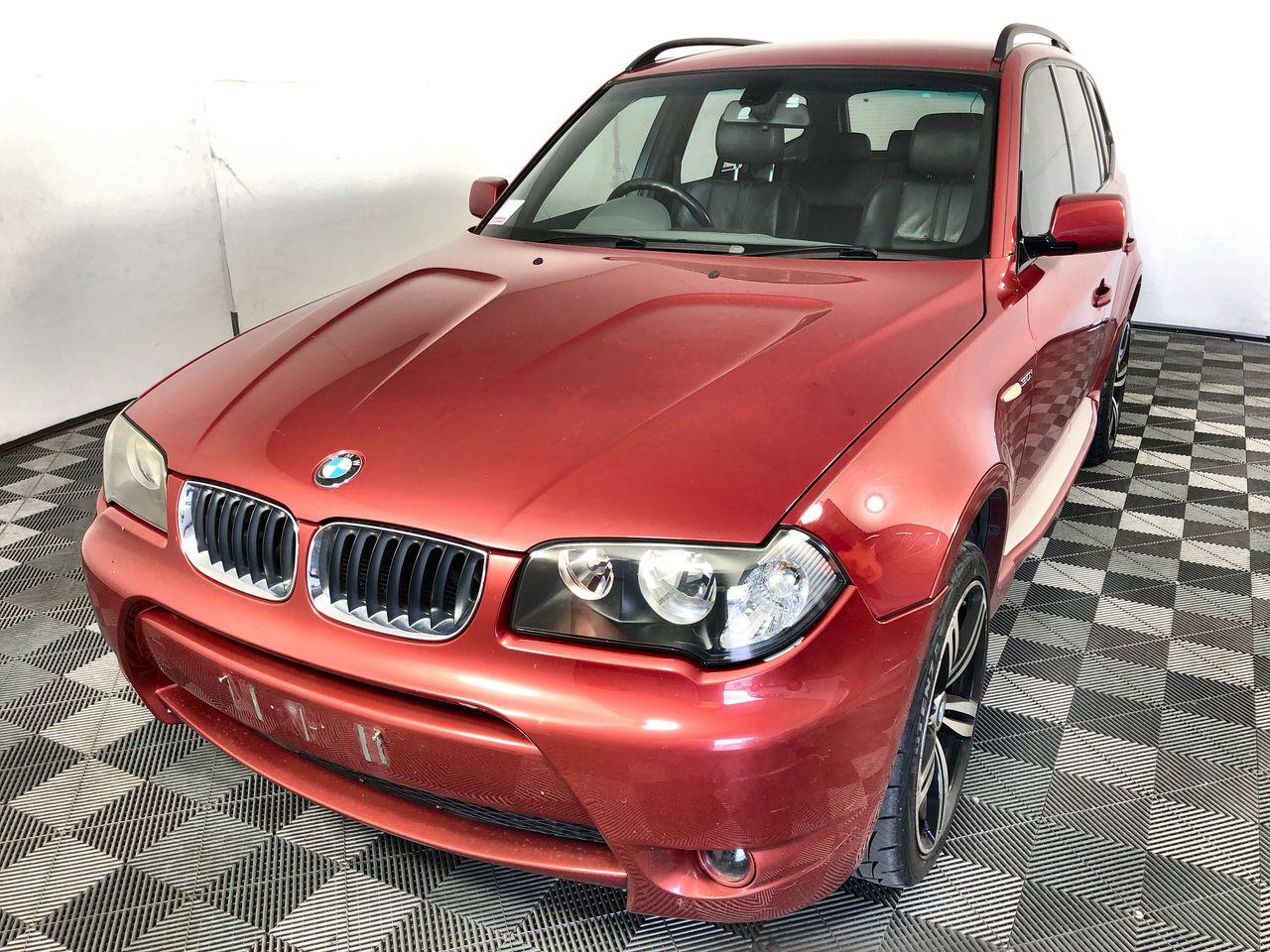 2004 (2005) BMW X3 E83 Automatic Wagon