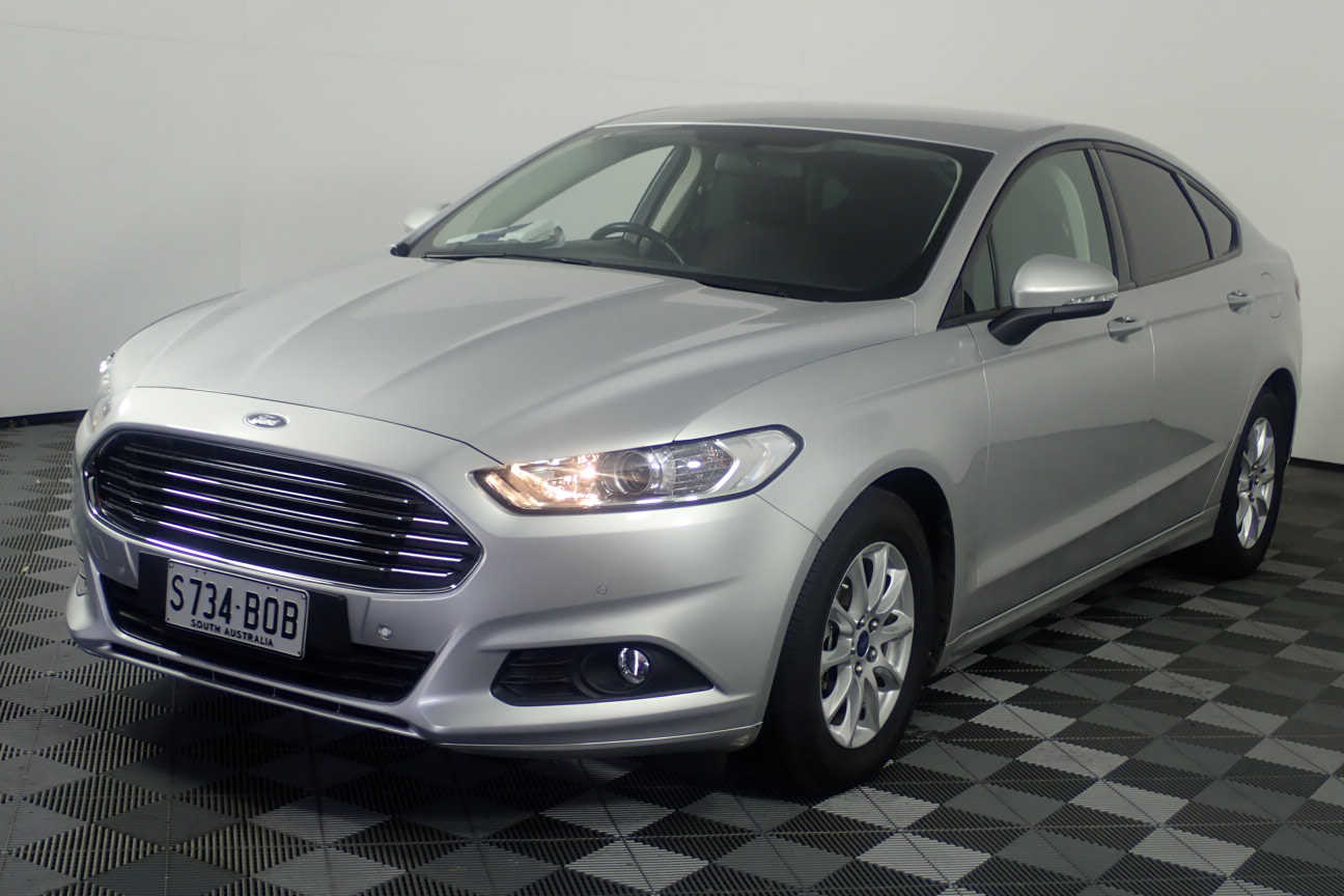 2017 Ford Mondeo Ambiente MD Turbo Diesel Automatic Hatchback
