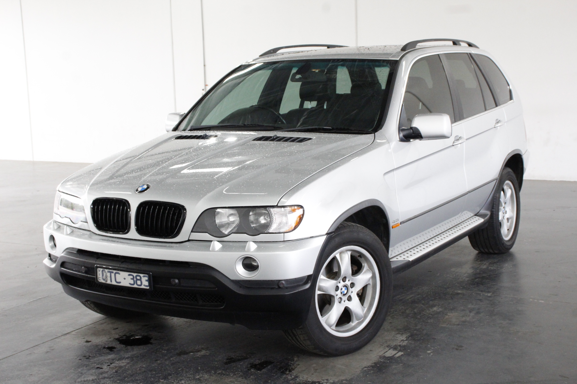 2001 BMW X5 4.4i E53 Automatic Wagon