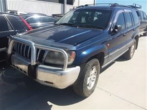 2002 (2003) Jeep Grand Cherokee Laredo W