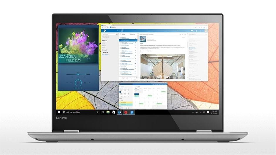 Lenovo Yoga 520-14IKB 14-inch Notebook, Grey