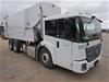 2015 Mercedes Benz Econic 2630 6x4 Dual Control Garbage Truck (Pooraka, SA)