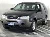 2005 Ford Territory TS (4x4) SX Automatic Wagon