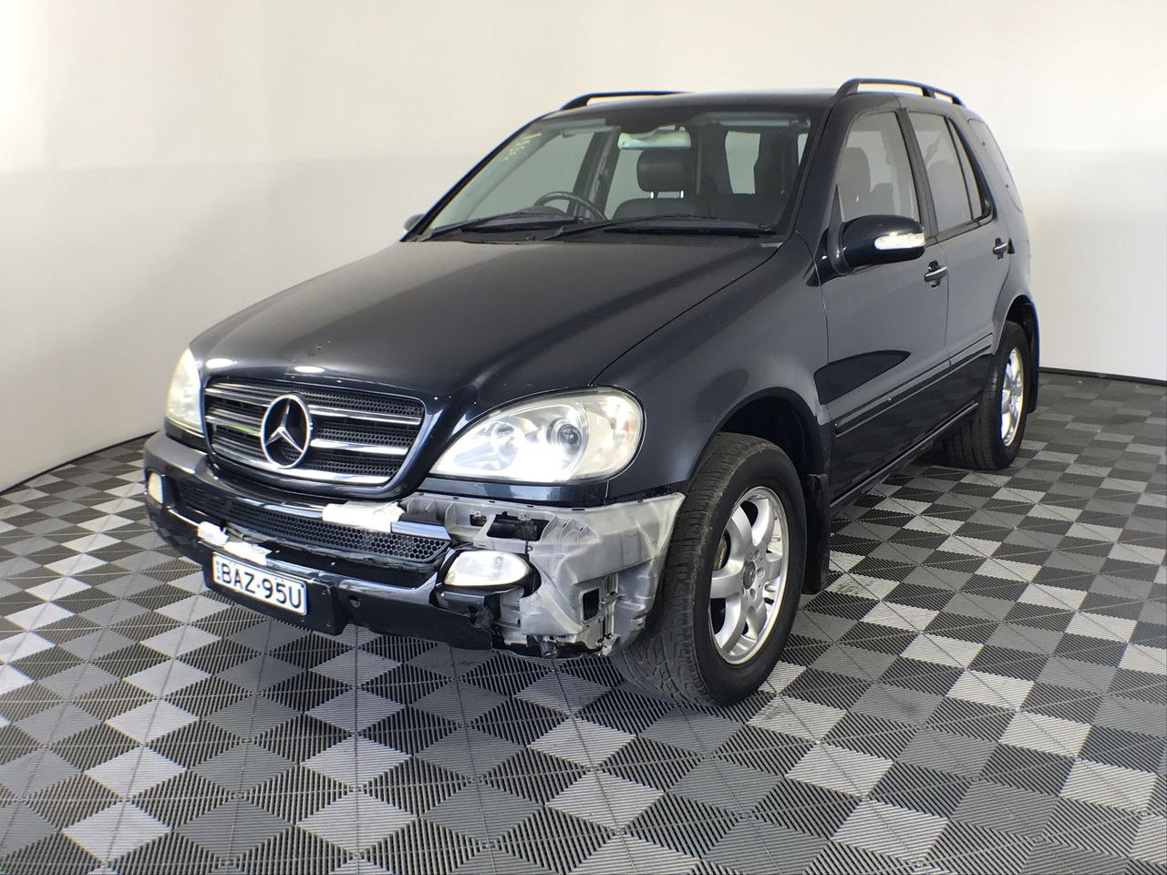 2003 Mercedes Benz ML 500 Luxury (4x4) W163 Automatic 7 Seats Wagon