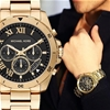 New Michael Kors Couture NY  'Brecken' men's chronograph watch