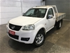 2011 Great Wall V240 4X2 Manual Cab Chassis