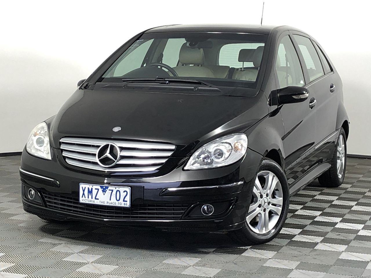 2006 Mercedes Benz B200 Turbo W245 CVT Hatchback