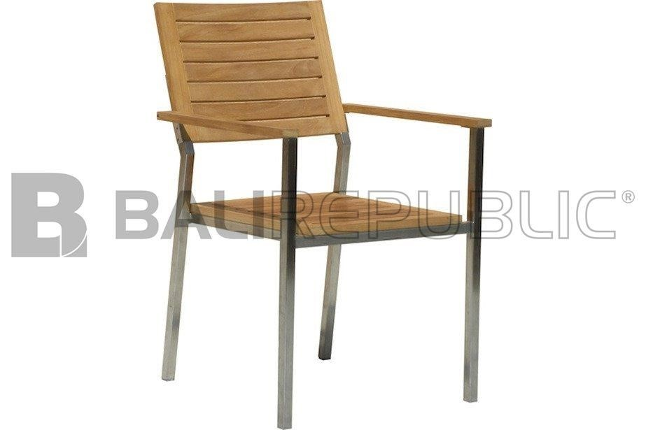 8 x Luxurious RENON Stackable Outdoor Chair by Bali Republic