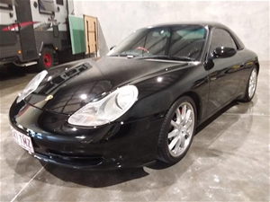2000 Porsche 911 Carrera 996 Manual Conv