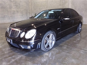 2006 Mercedes Benz E63 AMG Automatic Sed