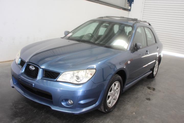 2007 Subaru Impreza 2.0i (AWD) Hatchback
