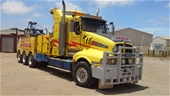 2005 Kenworth T604 Tow Truck