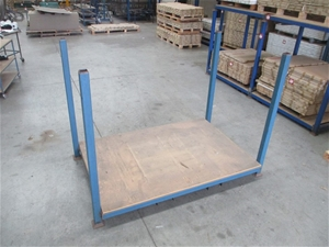 Heavy Duty Large Stackable Stillages