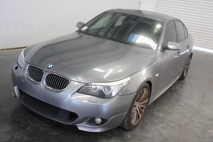 2007 BMW 5 25i E60 Automatic Sedan