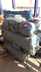 Quantity 16 Bundles of Cloth Bags Used t
