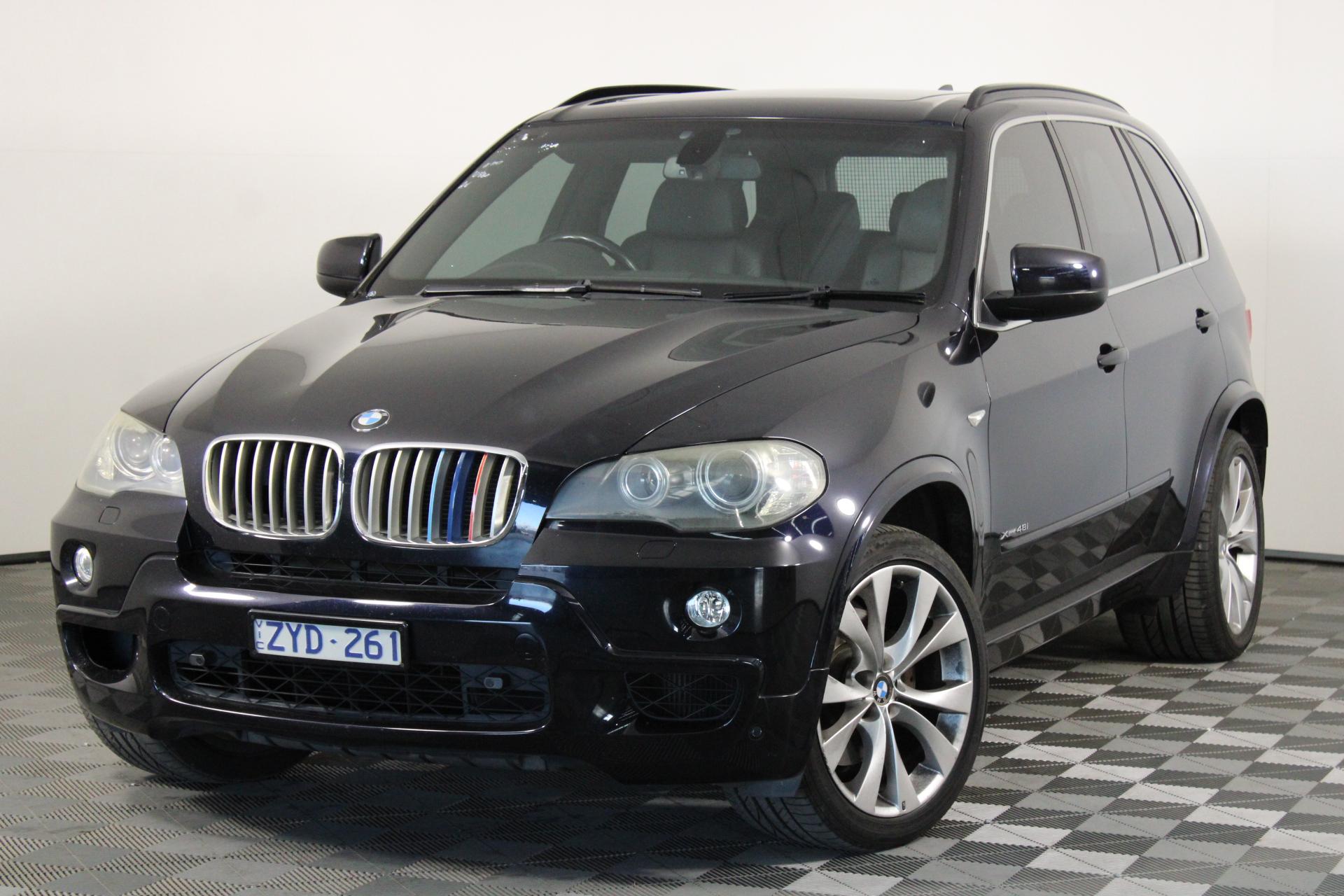 2009 BMW X5 xDrive 48i E70 Automatic Wagon