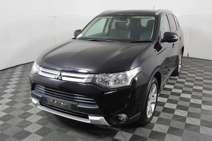 2014 Mitsubishi Outlander LS 4WD Turbo Diesel Auto 7 Seats