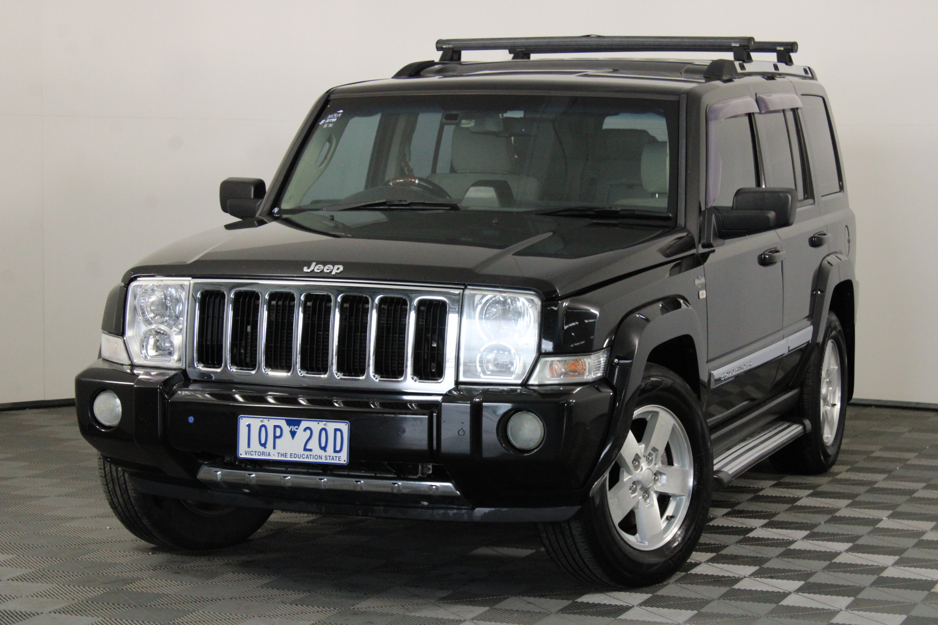 2007 Jeep Commander Limited Automatic 7 Seats Wagon