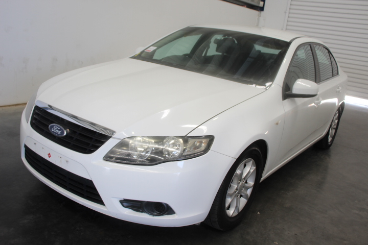 2009 Ford Falcon Auto 6 Cyclinder