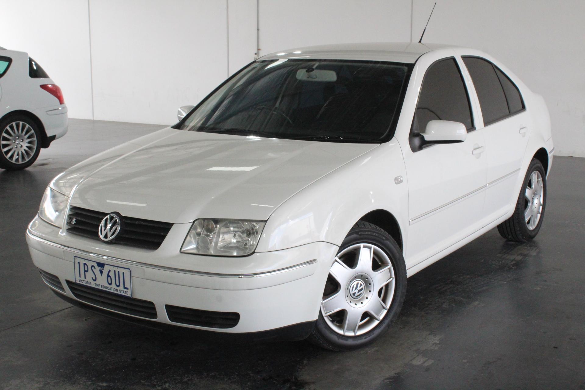 2001 Volkswagen Bora 2.3L V5 1J Automatic Sedan