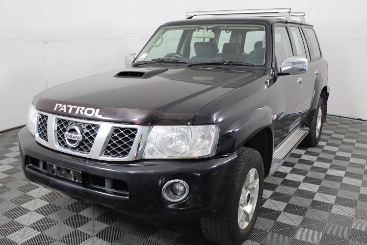 2011 Nissan Patrol ST Turbo Diesel Auto 7 Seats 124,339 km's