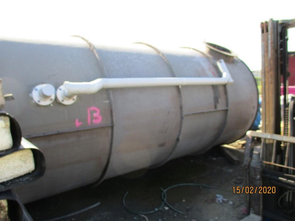 Fibreglass Tank